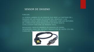 SENSOR DE OXIGENO.pptx