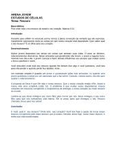 17032010 - Estudo de Células - Tesouro.doc