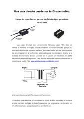 Cajas Directas Traduccion.doc