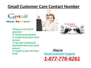 Gmail-Customer-Care –Contact- Number (5).pptx