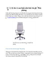 Gợi ý lý do vì sao bạn nên bọc da ghế văn phòng.docx