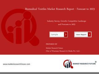Biomedical Textiles Market.pdf