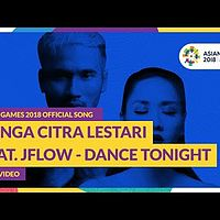 DANCE TONIGHT - Bunga Citra Lestari feat. JFlow - Official Song Asian Games 2018.mp3